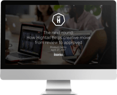 How Hightail helps creative move from review to approved